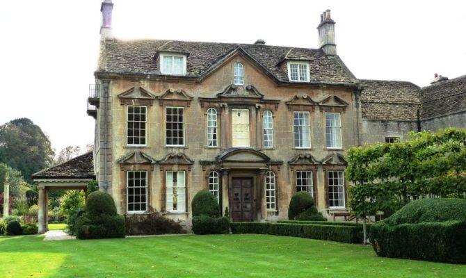 Panoramio Georgian Manor House Court Garden