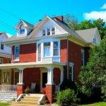 Panoramio Queen Anne Style House