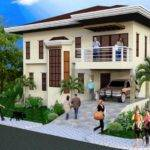 Panoramio Two Storey Residential Building
