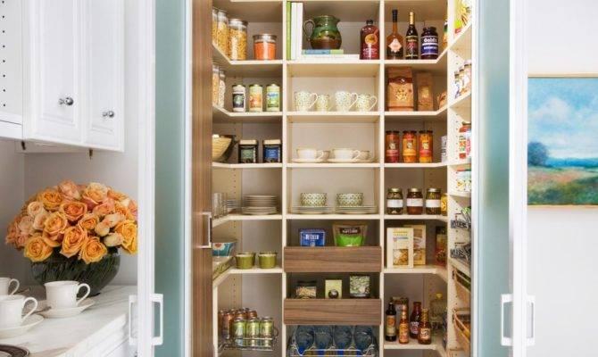 Pantry Shelving Plans Design Ideas Open Cabinet