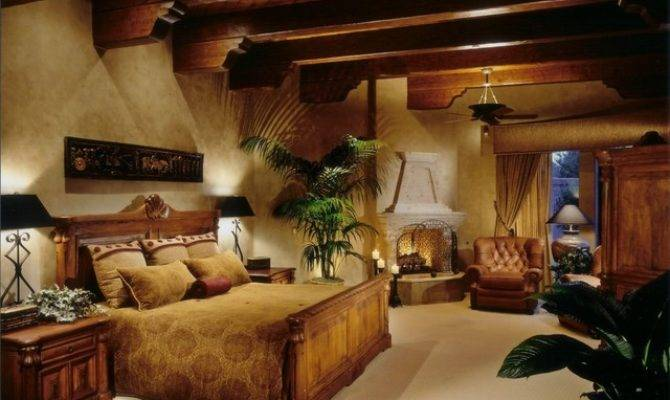 Paradise Valley Home Mediterranean Bedroom Phoenix