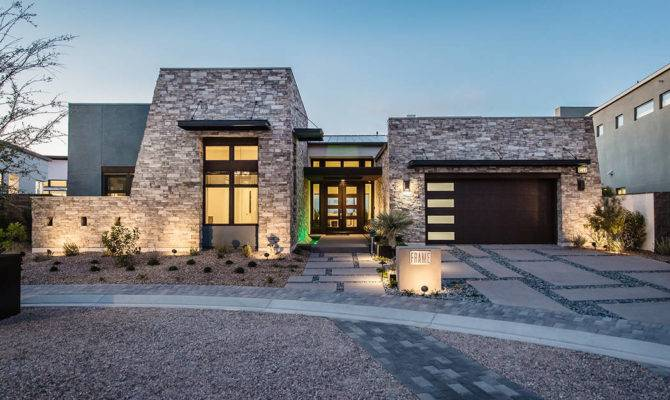 Pardee Builds Next Level Modern Community Las Vegas