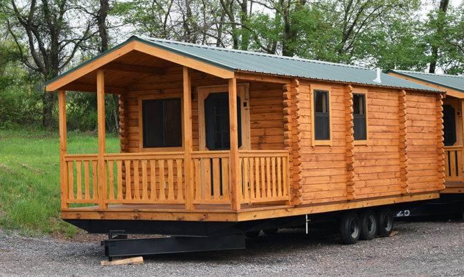 Park Model Log Cabins Lancaster