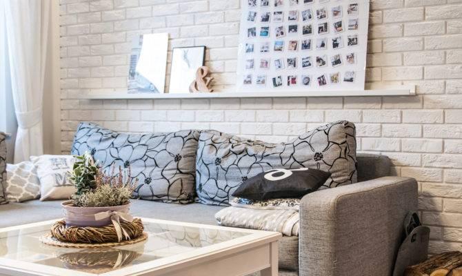Parma White Brick Tile Deco Stones