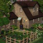 Parsimonious Sims Houses Homes Community Lots