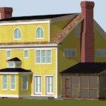 Part Floor Designing House Series Design
