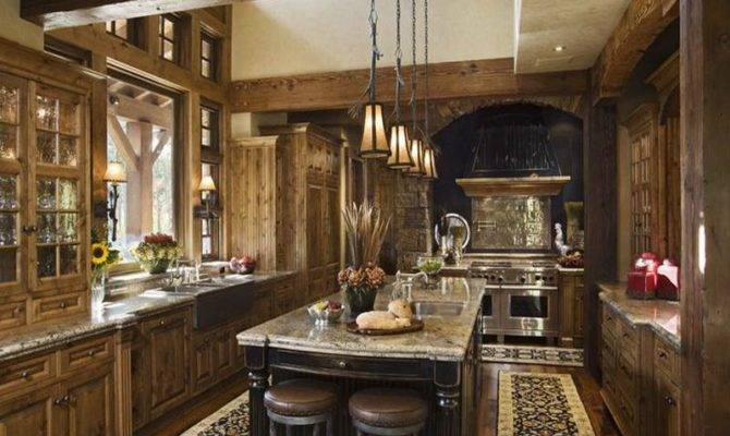 Part Rustic Cabin Decor Ideas Report Which Assigned Within