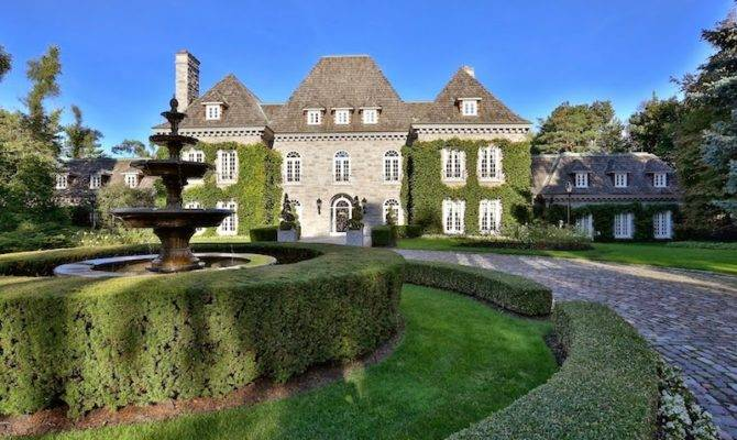 Passion Luxury French Teau Style Mansion