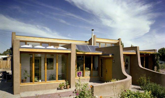 Passive Solar Home Design Energy Efficient Custom