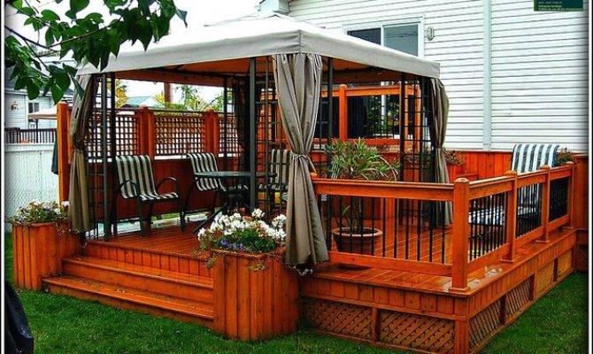 Patio Deck Art Designs Outdoor Living Traditional