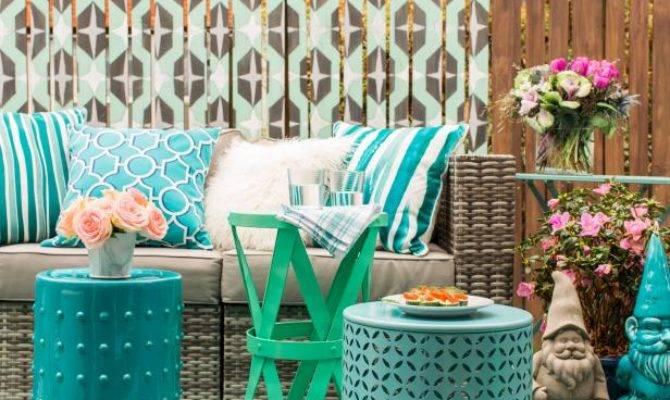 Patio Decorating Ideas Spring Summer Hgtv