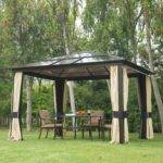 Patio Gazebo Canopy Outsunny