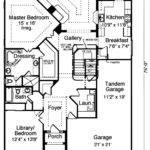 Patio Home Plans Pre Drawn Plan Collection
