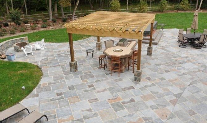 Patio Ideas Spruce Your Home Concrete Budget