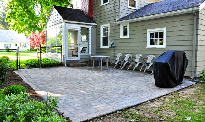 Patio Lowes Miller Brick Pavers Polymeric Sand Home Depot House Plans 3782