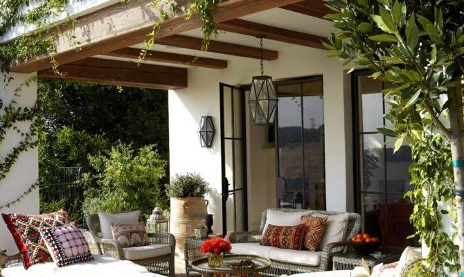 Patio Outdoor Room Design Ideas Photos Landscape