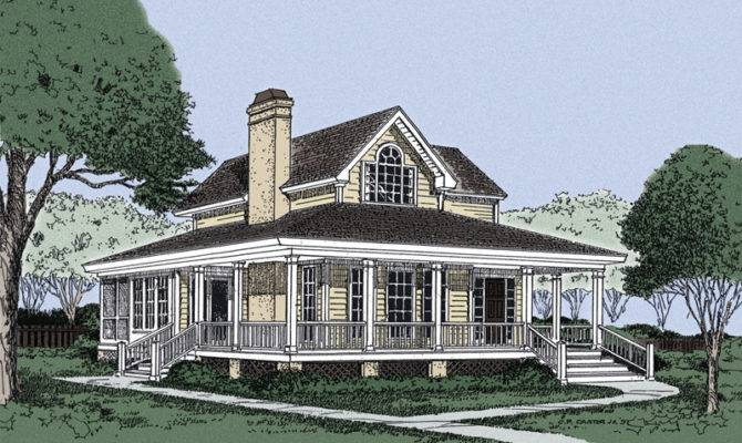 Patterson Park Country Farmhouse Plan House Plans More
