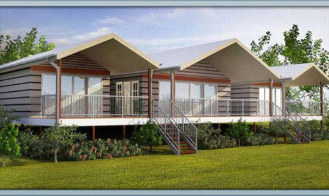 Pavillions Kit Home Design