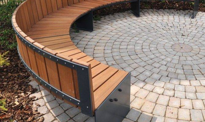 Pczjoamnl Bench Amazon Achla Designs Curved