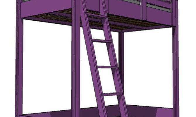 Pdf Bunk Beds Building Instructions Plans Diy Wine