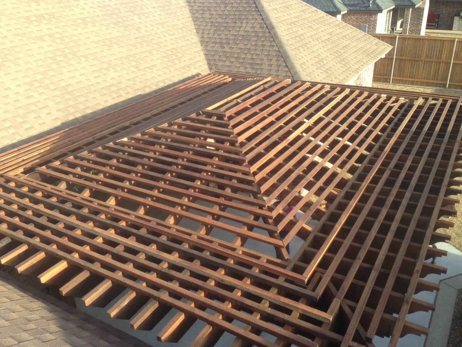 Pdf Pergola Designs Hip Roof Plans House Plans 148659