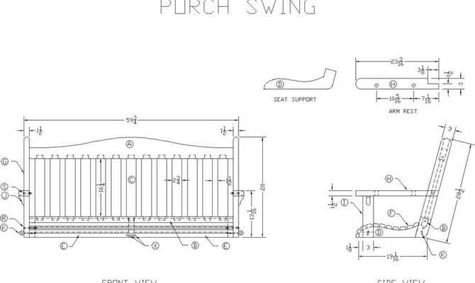 Pdf Plans Porch Swing Designs Wood Pen Kits