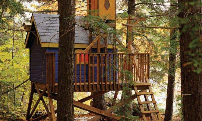 Pdf Plans Treehouse Playhouse Spice Rack