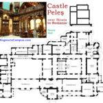 Peles Castle Floor Plan