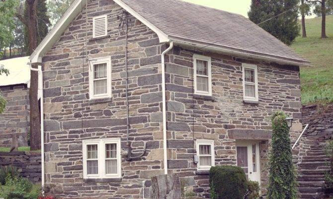 Pennsylvania Fieldstone Buildings Select Stone