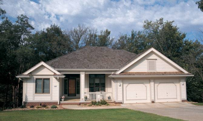 Penny Hill Country Ranch Home Plan House Plans More