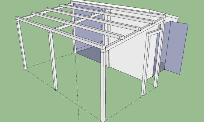 Pent Roof Shed Plans Pdf Build Planpdffree