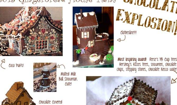 Peppysis Gingerbread House Plans