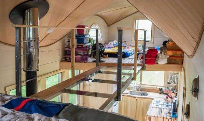 Pequod Whale Tiny House Four