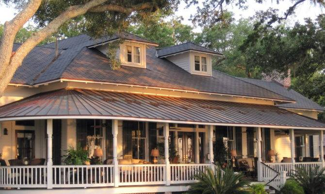 Perfect Country Style House Plans Wrap Around Porches