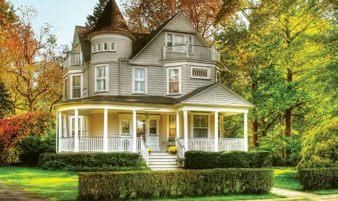Perfect Large Victorian Homes Building Plans