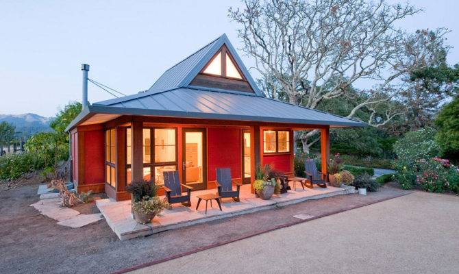 Perfect Little Guest House Sonoma Wine Country Tiny