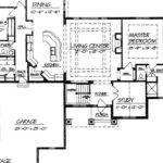 Perfect Ranch Floor Plans Split Bedrooms Danutabois