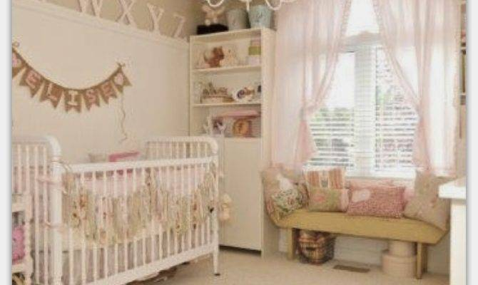 Perfection Decor Shabby Chic Nursery Reveal