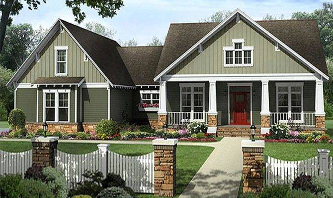 Perfectly Detailed Craftsman Custom Home Square