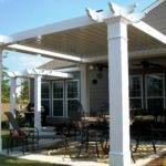 Pergola Carports Patio Roofing Designs Gable Roof Second Sun