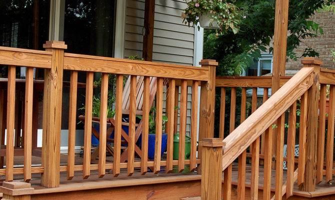 Pergolas Decks Porch Traditional Back Deck Benches
