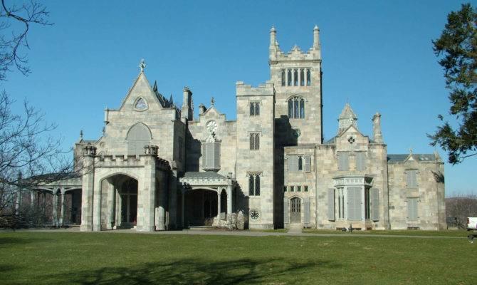 Perhaps Greatest Gothic Revival House America Lyndhurst