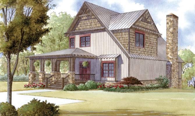 Pescado Southern Home Plan House Plans More