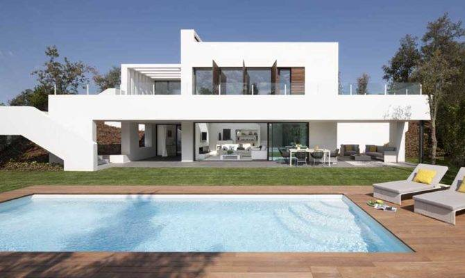 Pga Catalunya Villas New Catalan Houses Architect