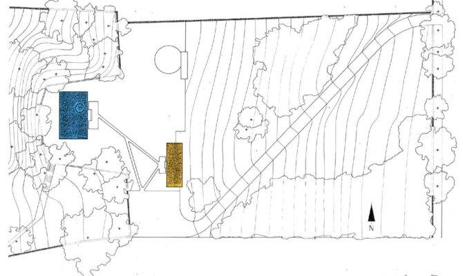 Philip Johnson Glass House Plans Sections Escortsea