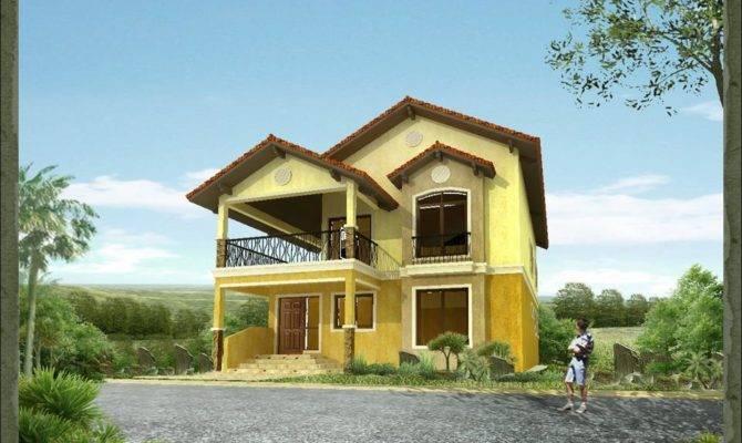 Philippines House Designs Floor Plans Interior Design