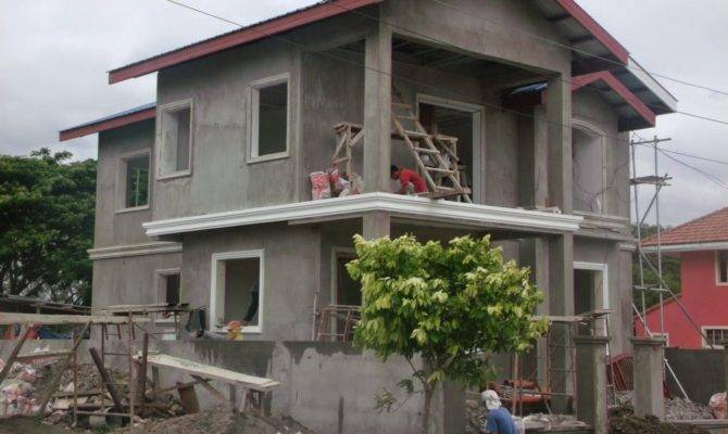 Philippines Story House Design Balcony Joy