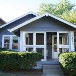 Photographs Exterior Entryway Little House Design