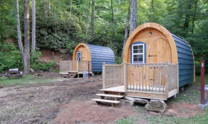 Photos Christina Nellemann Catawba Falls Campground