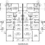 Photos Duplex Floor Plans Design